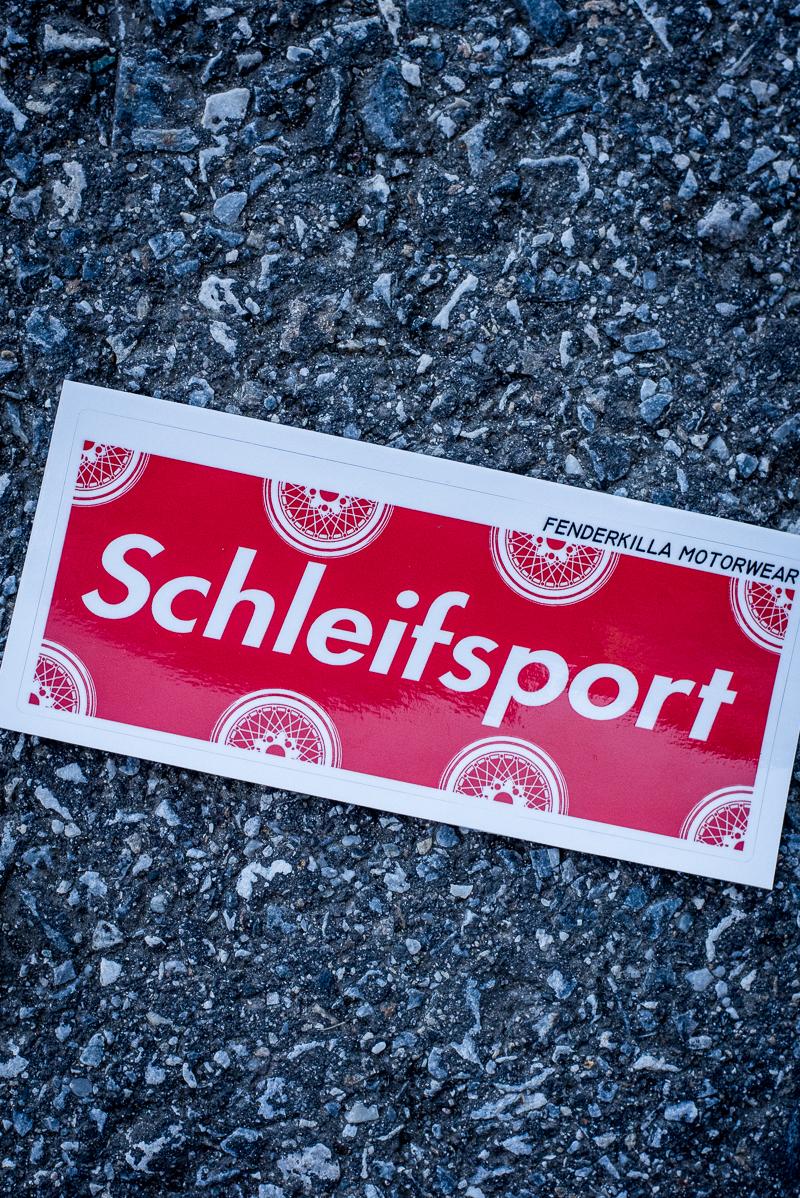 Sticker Schleifsport