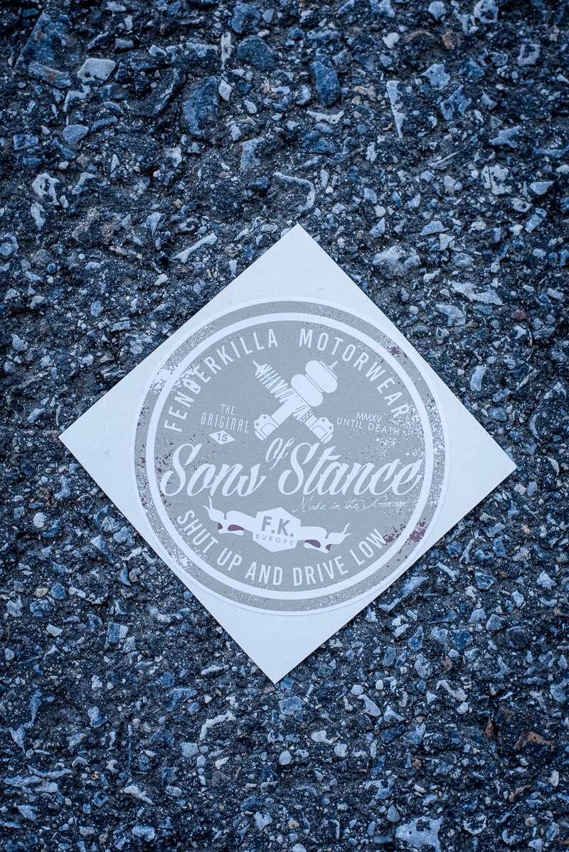 Sticker Sons Of Stance