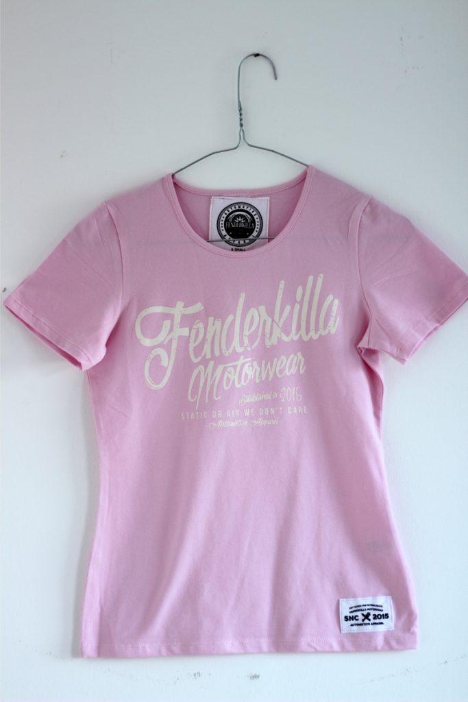 Girl T-Shirt Static Or Air