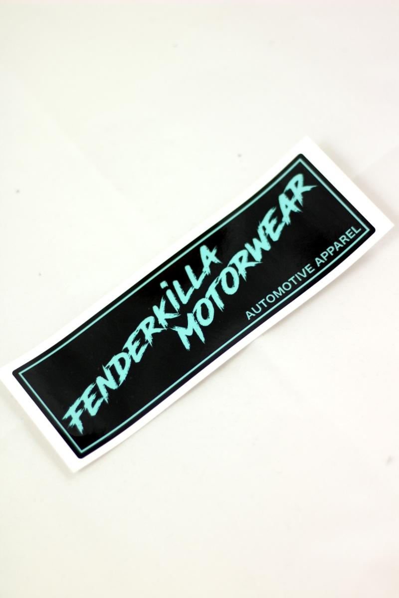 Fendersticker Fenderkilla Motorwear