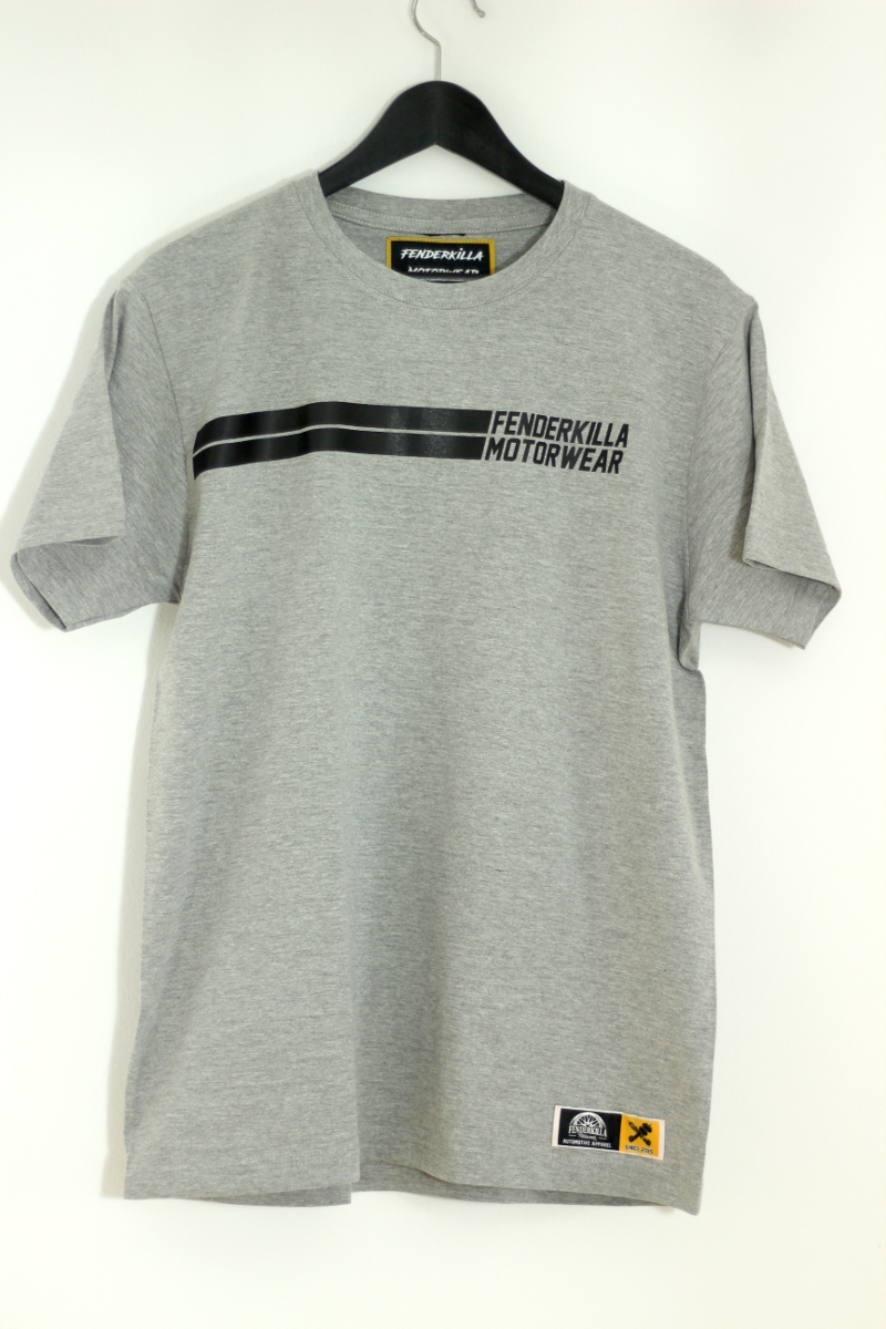 Automotive Apparel Grey Boys Shirt