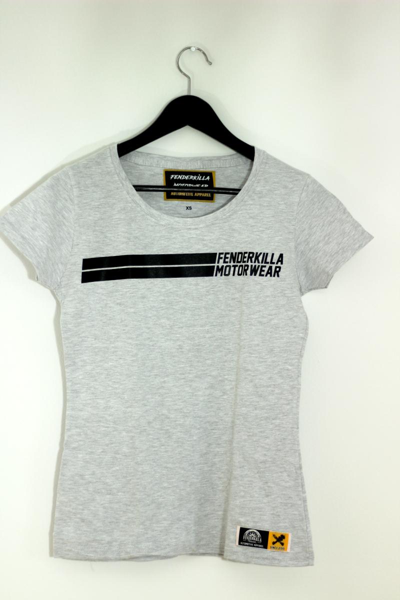 Automotive Apparel Grey Girl Shirt